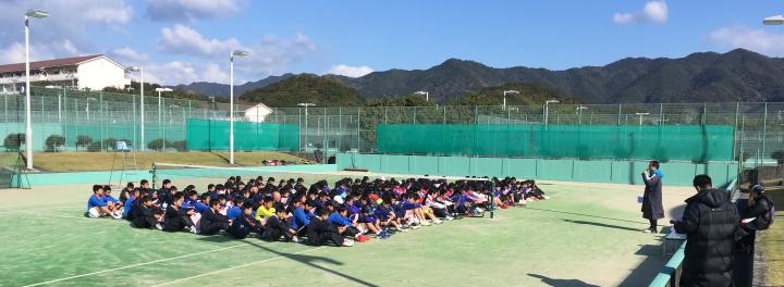 宇和島市中学選手権大会