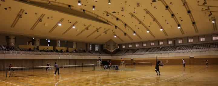 四国四県対抗室内大会