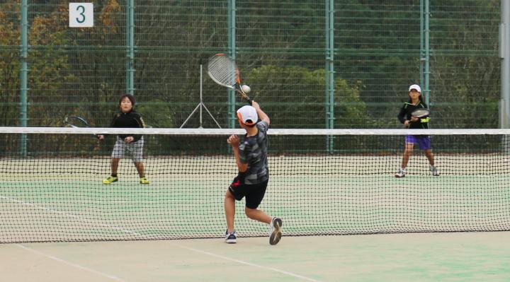 体育の日 一般 ジュニア 練習大会
